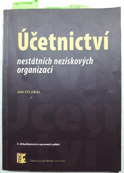 Účetnictví nestátních neziskových organizací