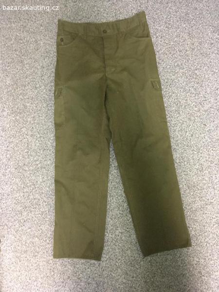 Vojenské kalhoty Vz. 80 vel. 48-50